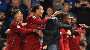 Video Chelsea 1-1 Liverpool: Sturridge lập siêu phẩm. Chelsea và Liverpool chia điểm