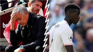 Tin HOT M.U 30/9: Mourinho sẽ bị sa thải trong tuần tới. M.U đàm phán sơ bộ với Zidane