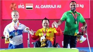 Asian Para Games 2018: Nguyễn Bình An xuất sắc mang về tấm HCV thứ hai cho Việt Nam