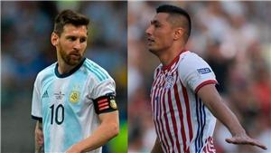 Copa America 2019, Argentina 1-1 Paraguay: Messi ghi bàn nhưng Argentina may mắn thoát thua