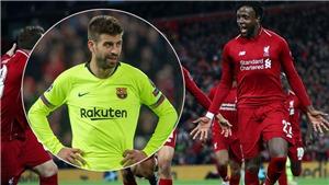 Pique: 'Thất bại trước Liverpool là ác mộng, tới giờ chúng tôi vẫn chưa quên'