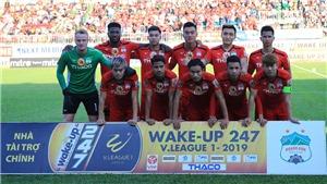Trực tiếp bóng đá Than Quảng Ninh vs HAGL. Trực tiếp Hoàng Anh Gia Lai