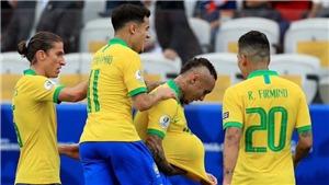 VIDEO Peru 0-5 Brazil: 'Vũ công Samba' tạo mưa bàn thắng