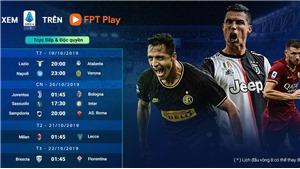 Lịch thi đấu và trực tiếp bóng đá Ý: Juventus đấu với Bologna