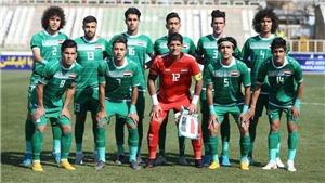 Kết quả bóng đá U23 châu Á 2020: U23 Bahrain vs U23 Iraq