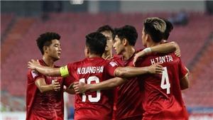 U23 Việt Nam gây ấn tượng với những thống kê ở vòng bảng U23 châu Á 2020