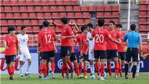 Xem bóng đá trực tiếp VTV6: U23 Hàn Quốc vs U23 Jordan, VCK U23 châu Á