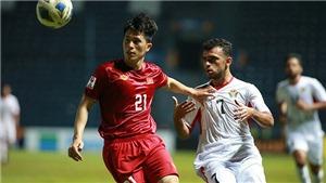 Vì sao dính thẻ đỏ tại giải U23 châu Á, Đình Trọng lại bị treo giò ở vòng loại World Cup?
