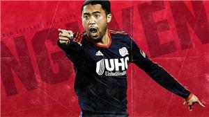 Lee Nguyễn từng sánh vai với các huyền thoại ở MLS, san bằng kỷ lục khó tin
