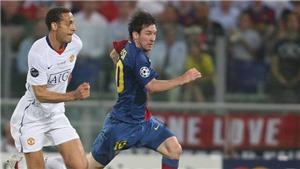 Rio Ferdinand tiết lộ lý do không chuyển sang Barcelona