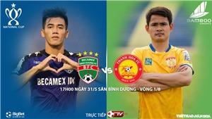 Soi kèo nhà cái Bình Dương vsThanh Hóa. BĐTV, BĐTV HD trực tiếp bóng đá Việt Nam hôm nay