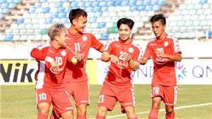 Cập nhật trực tiếp bóng đá vòng 5 V-League: Hải Phòng vs Quảng Ninh, TPHCM vs Viettel
