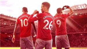 MU: Solskjaer muốn tái hiện bộ ba Ronaldo, Rooney và Tevez ở Old Trafford