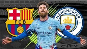 Chuyển nhượng bóng đá Anh 21/8:Man City có thể mua Messi. Sancho không sang MU