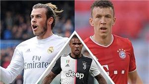 MU cân nhắc mua Bale, Douglas Costa hoặc Perisic sau khi thất bại vụ Sancho