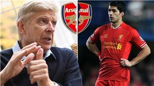 HLV Wenger tiết lộ lý do Arsenal không mua được Suarez năm 2013