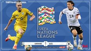 Soi kèo nhà cái Ukraine vsĐức. UEFA Nations League. Trực tiếp K+PM, Thể thao TV