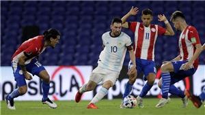 Argentina 1-1 Paraguay: Messi bị VAR từ chối, Lautaro bỏ lỡ khó tin, Argentina trả giá đắt