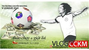 Thị trường chuyển nhượng V-League: Cuộc tháo chạy khỏi Sài Gòn FC và câu hỏi về chất lượng ngoại binh