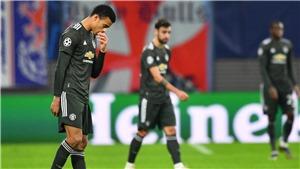 ĐIỂM NHẤN Leipzig 3-2 MU: Trả giá vì 'thói quen' chơi tệ hiệp 1. Hàng thủ lại là thảm họa