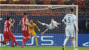 Atletico Madrid 0-1 Chelsea: Giroud lập siêu phẩm, Chelsea thắng tối thiểu sân khách