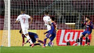 Barcelona 1-4 PSG: Mbappe đi vào lịch sử với hat-trick vào lưới Barca