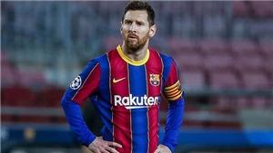 Man City phủ nhận việc gửi đề nghị trị giá 430 triệu bảng cho Messi