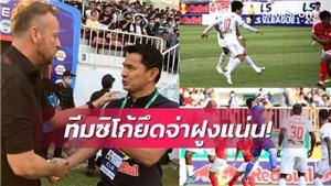Báo Thái ca ngợi Kiatisak 'cao tay' về chiến thuật khi giúp HAGL thắng TP.HCM