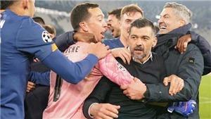Loại Juventus, HLV của Porto có cuộc họp báo ngắn nhất trong lịch sử