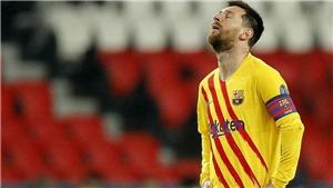 ĐIỂM NHẤN PSG 1-1 Barcelona: Kỷ nguyên Messi-Ronaldo kết thúc. Dembele và Griezmann gây thất vọng