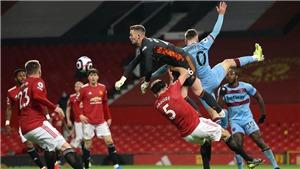 Cuộc đua Top 4 Ngoại hạng Anh: MU và Leicester tranh á quân, Chelsea có cơ hội bứt phá