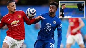 Tranh cãi nảy lửa về việc MU bị VAR tước oan penalty ở trận hòa Chelsea