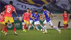 Kết quả bóng đá Hà Nội 0-1 Viettel: Trọng Hoàng ghi bàn, Viettel thắng tối thiểu trước Hà Nội FC