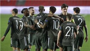 Tin bóng đá MU9/4: MU tan nát hàng thủ sau khi thắng Granada, muốn chiêu mộ sao trẻ Juventus