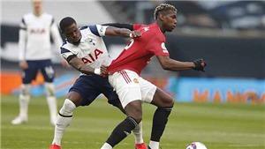 Pogba là chìa khóa cho chiến thắng của MU trước Tottenham