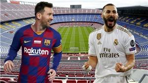 VIDEO bóng đá: Barcelona vs Real Madrid: Biểu tượng Messi đối đầu với quyền lực Zidane