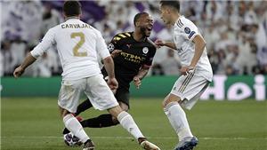 Man City vs Real Madrid: Pep Guardiola sẽ biến Zidane thành lịch sử?
