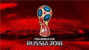 TRỰC TIẾP bóng đá VTV6: Chung kết World Cup 2018 Pháp vs Croatia