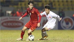 Lịch thi đấu và trực tiếp bóng đá Việt Nam hôm nay: giao hữu U22 Việt Nam vs ĐTVN