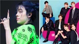 Billie Eilish nghe nhạc BTS, 'hé lộ' màn hợp tác trong tương lai