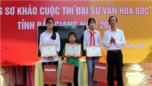 Bắc Giang khơi dậy niềm đam mê đọc sách đối với lứa tuổi thanh thiếu nhi