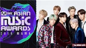 Kết quả MAMA 2019: Blackpink lép vế, BTS và Twice nhận giải không ngừng