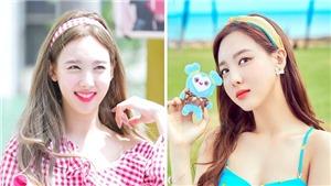 Phụ kiện Nayeon Twice không thể thiếu trong những tấm hình nổi bật