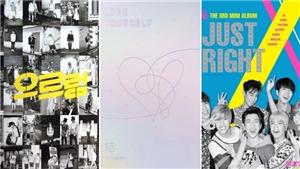 Thiết kế album 'độc' của sao Kpop từng giành giải quốc tế: BTS, EXO, GOT7