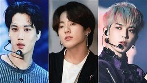Top 15 'ông hoàng' Kpop 2020: Jimin BTS 'thế chân' G-Dragon