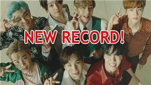 BTS khẳng định vị trí 'ông hoàng' Kpop khi đạt thứ hạng mới trên Billboard