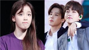Seunghee Oh My Girl 'phản bác' bình luận ác ý về tình bạn với V và Jimin BTS