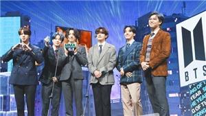 Nam thần Kpop được tìm kiếm nhiều nhất trên Google: BTS, EXO, Astro