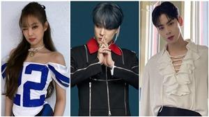 BXH sao Hàn 'hot' tại Trung Quốc: V BTS vượt mặt NCT và Astro