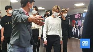 Fan ấn tượng với cách tiếp đãi khách 'VIP' dành cho BTS của KBS